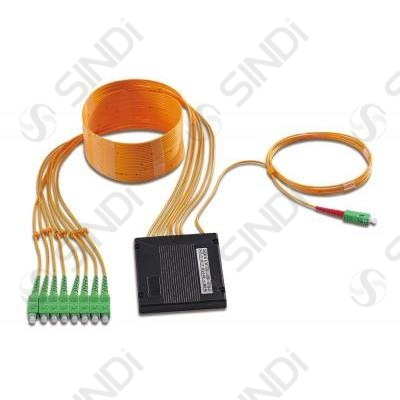 Box Type PLC Splitter